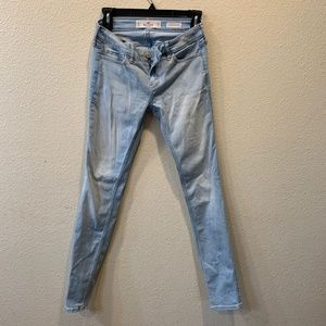Hollister Jeans 3L Low Rise Super Skinny